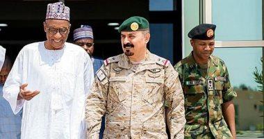 سفير نيجيريا بالسعودية يزور مركز التحالف الإسلامى العسكرى لمحاربة الإرهاب