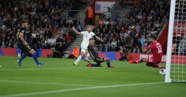 ملخص وأهداف مباراة إنجلترا ضد كوسوفو 5-3 فى تصفيات يورو 2020