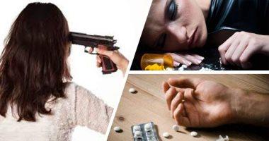 اكتشاف أجزاء بالدماغ لها دور حاسم فى التشجيع على الانتحار