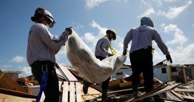 صور.. انتشال عشرات الجثث فى فلوريدا بأمريكا بسبب إعصار دوريان