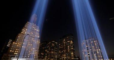 إشعال الأضواء بنيويورك لإحياء ذكرى هجمات 11 سبتمبر