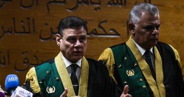 """انقضاء الدعوى الجنائية ضد مرسى لوفاته وبراءة 4 آخرين فى """"التخابر مع حماس"""""""
