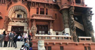 سفيرة بلجيكا: اتفاقية تطوير قصر البارون تأكيد على العلاقات مع مصر