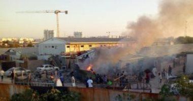مقتل 6 مدنيين ليبيين فى قصف لمليشيات الوفاق جنوبى مدينة غريان