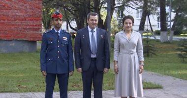 شاهد.. انطلاق بعثة محطة الفضاء الدولية إلى كازاخستان بمشاركة رائدين إماراتيين