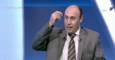 """فيديو.. عماد أبو هاشم: """"زبيبة الصلاة على وجوه الإخوان صناعية"""""""