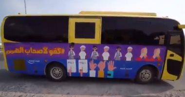 النقل فى أبو ظبى: لا مخالفات على السيارات حال عبور بوابات التعرفة بدون رصيد