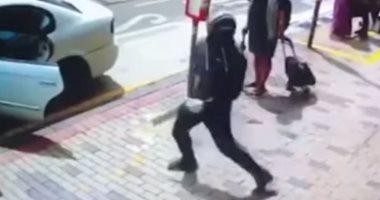 شاهد.. سطو مسلح يثير السخرية فى هونج كونج