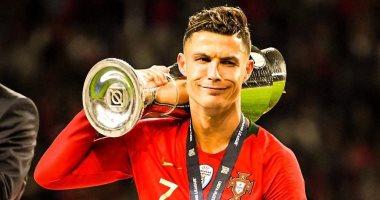 العمر مجرد رقم.. رونالدو يسجل 5 أهداف فى مباراتين مع منتخب البرتغال