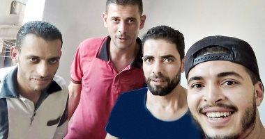 سعيد هلال يشارك صحافة المواطن بصورة تجمعه وأخاه وأصدقاءهما