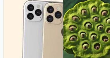 تصميم iphone 11 pro يثير ضيق مرضى فوبيا الثقوب -