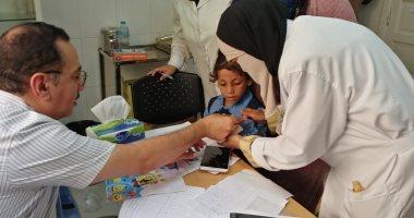 الكشف على 698 حالة بالمجان وتحويل 24 لإجراء عمليات جراحية بالإسكندرية