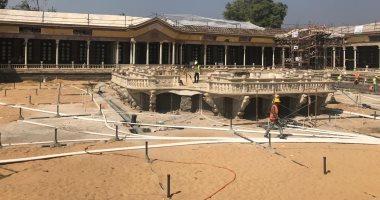 الآثار: خطة لتحويل قصر محمد على بشبرا لإقامة الأنشطة الثقافية