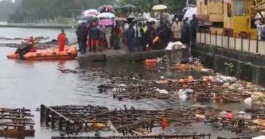 غرق 13 شخصا إثر انقلاب قارب خلال إقامة احتفال دينى هندوسى وسط الهند