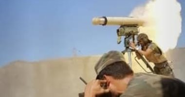 الجيش الليبى يستهدف منصات ثبتتها القوات التركية فى مطار معيتيقة