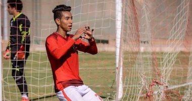 """إصابة """"فيل"""" الأهلي بكسر مضاعف في القدم وجراحة لتركيب مسامير وشرائح"""