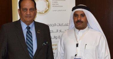 """رئيس """"الأوكسا"""": السعودية تؤسس لعالمية رياضة سباقات الهجن"""
