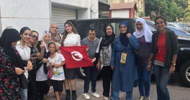 سيجما كونساى: أغلب المصوتين لسعيد والقروى بانتخابات تونس من الإناث