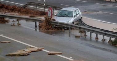تكساس تتعرض إلى فيضانات مفاجئة