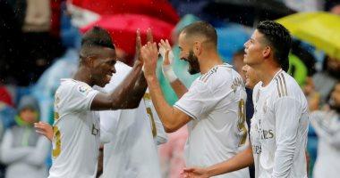 بنزيما على رأس قائمة ريال مدريد ضد جلطة سراي في دوري أبطال أوروبا