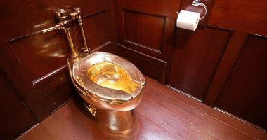 حمام بمليون جنيه إسترلينى.. لصوص يسرقون مرحاضا ذهبيا من قصر بلينهايم