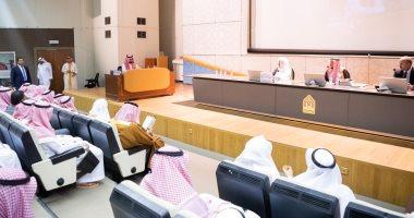 """مناقشة رسالة """"انفصال الأخلاق عن الدين في الحضارة الغربية"""" في جامعة الإمام"""