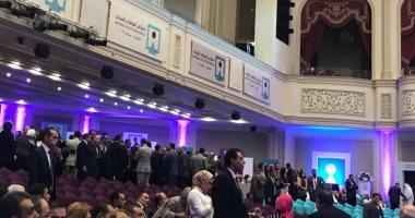 المؤتمر الوطنى الثامن للشباب ينطلق بعد قليل بحضور الرئيس
