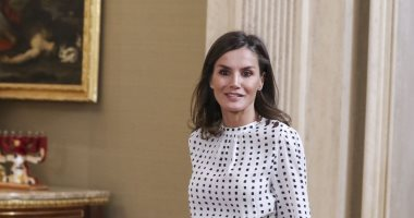 صور.. أجمل إطلالات ملكة إسبانيا بمناسبة احتفالاها بعيد ميلادها الـ 47