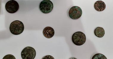 العملات المضبوطة