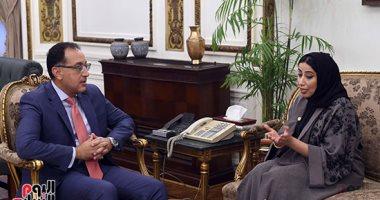 رئيس الوزراء يتلقى دعوة من حاكم دبى لحضور اجتماعات منتدى الإعلام العربى
