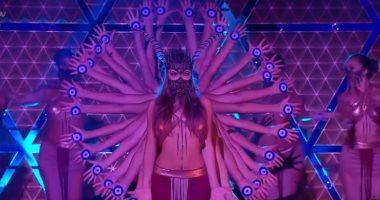 """فيديو.. فريق مياس اللبنانى يستعرض احترافية رقصة على أنغام """"أنت عمرى"""""""