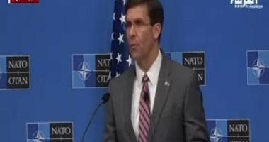 """وزير الدفاع الأمريكى: الهجمات على السعودية """"غير مسبوقة"""""""
