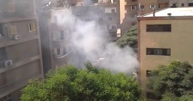 السيطرة على حريق داخل شقة سكنية فى المطرية دون إصابات