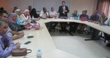 مركز تدريب التنمية المحلية بسقارة ينظم دورة لرؤساء وحدات حقوق الإنسان