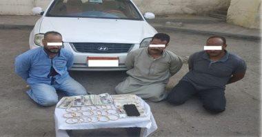 ضبط 3 عناصر إجرامية فى المنوفية قتلوا وسرقوا 4 مرات