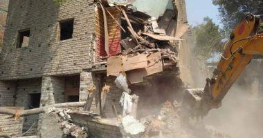 محافظة القاهرة تنقل 11 أسرة من عين الحياة لمدينة بدر لاستكمال مخطط التطوير