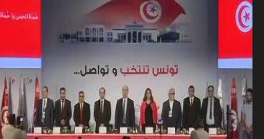 """""""انتخابات تونس"""": جولة إعادة بين قيس سعيد ونبيل القروى فى الانتخابات الرئاسية"""