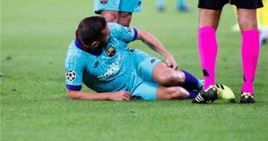 برشلونة يتعرض لأسوء سلسلة إصابات منذ 6 سنوات