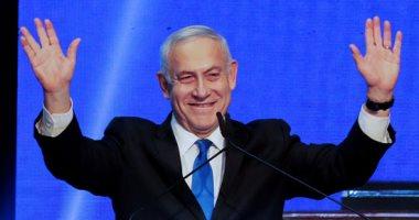 نتنياهو يلمح للتناوب على رئاسة الوزراء مع جانتس