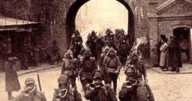 زى النهاردة 1931.. اليابان تغزو إقليم منشوريا الصينى