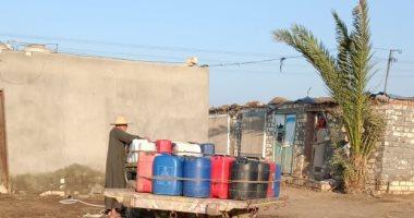 شكوى من انقطاع مياه الشرب بقرية الشبول بالدقهلية منذ أبريل