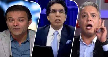 فيديو..زغاريد أهالى عين الصيرة تفضح أكاذيب معتز مطر وهشام عبدالله ومحمد ناصر