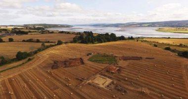 اكتشاف مقبرة ضخمة عمرها 1400 سنة فى إسكتلندا.. اعرف الحكاية