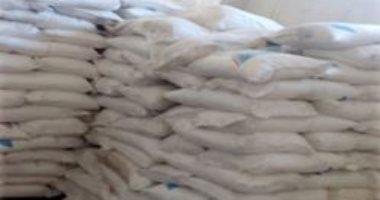 ضبط 10 أطنان أرز داخل عبوات مقلدة لشركة مواد غذائية بكفر الزيات