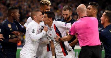 5 أرقام قياسية من سقوط ريال مدريد أمام سان جيرمان بدورى أبطال أوروبا