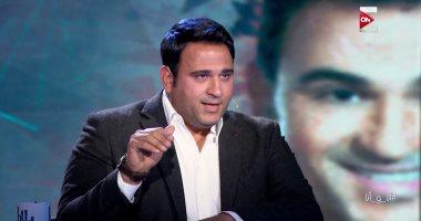 """أكرم حسنى يقدم أغنية """"سيما"""" فى افتتاح مهرجان الجونة"""