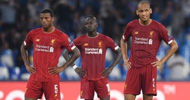 ليفربول يسقط فى فخ نابولى بدورى أبطال أوروبا