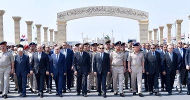 بسام راضى: الرئيس السيسى يتقدم الجنازة العسكرية للفريق إبراهيم العرابى..فيديو
