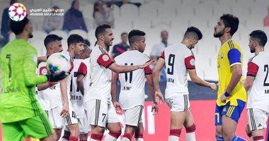 كينو يقود الجزيرة لتخطى الظفرة فى افتتاح الدوري الإماراتى.. فيديو