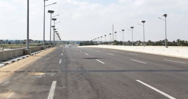 فى طريقه لبورسعيد.. رئيس الوزراء يتفقد محور 30 يونيو استعدادا لافتتاحه
